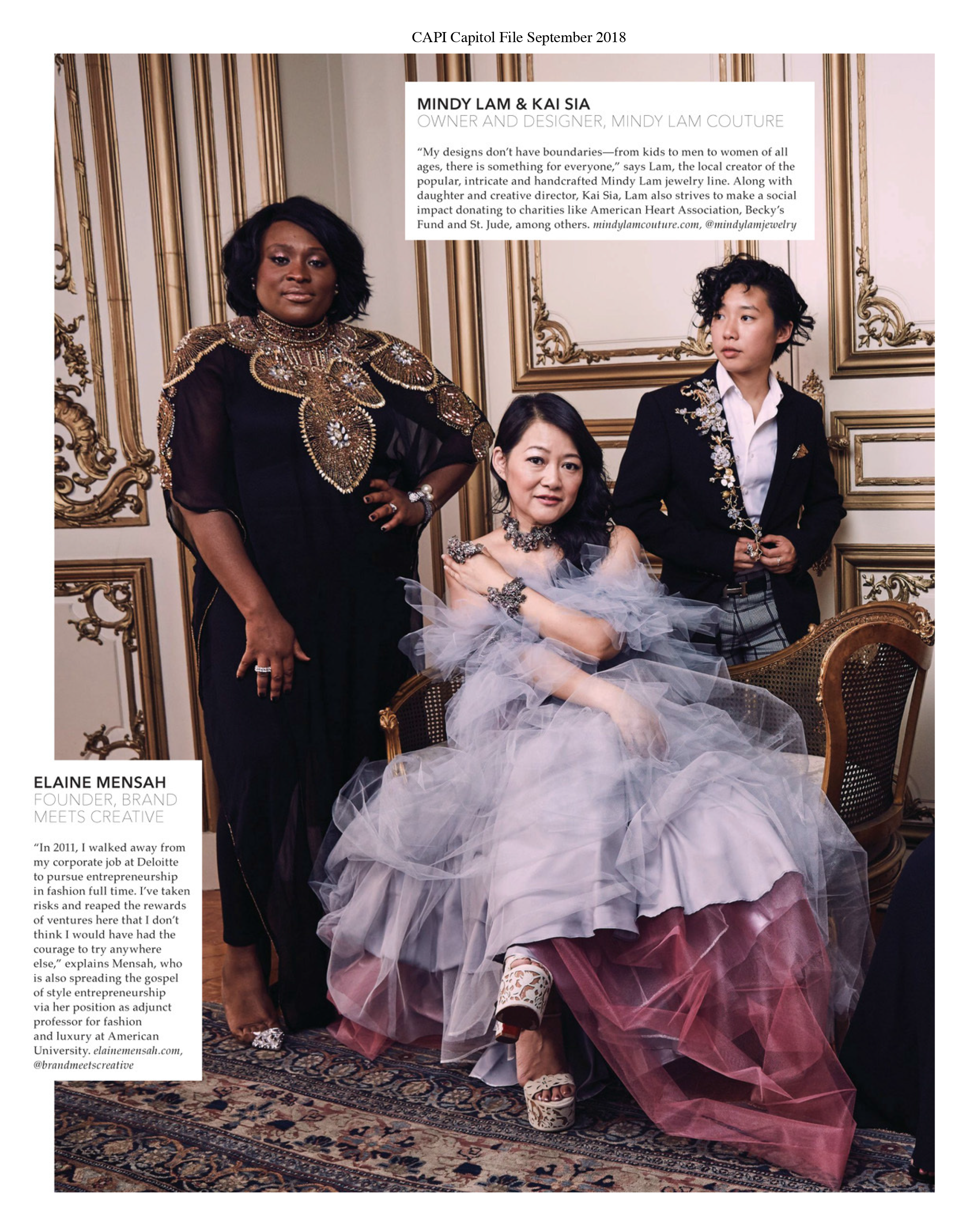 Couture Costume & Fine Jewelry – A fairytale fit for the